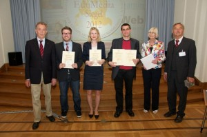 Comenius EduMedia Awards ceremony