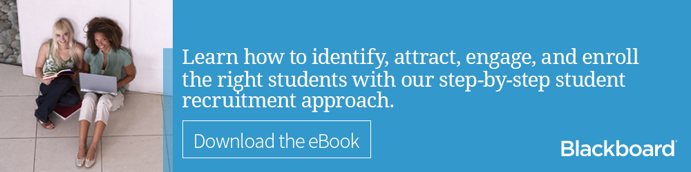 Learn about our step-by-step approach to student recruitment