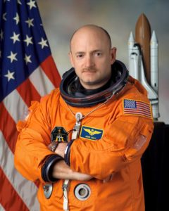 Captain Mark Kelly headshot