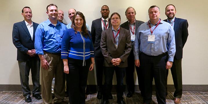 Group photo: Blackboard Analytics Community Advisory Board