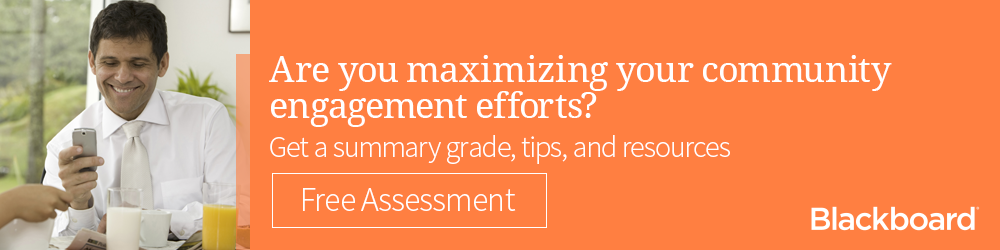 Take a free assessment to see if you are maximizing your community engagement efforts