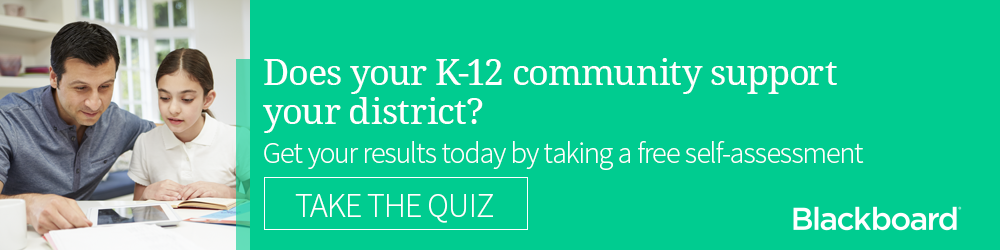 Take a quiz to see how your K-12 community supports your district