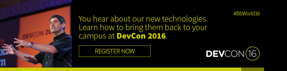 Register now for DevCon.