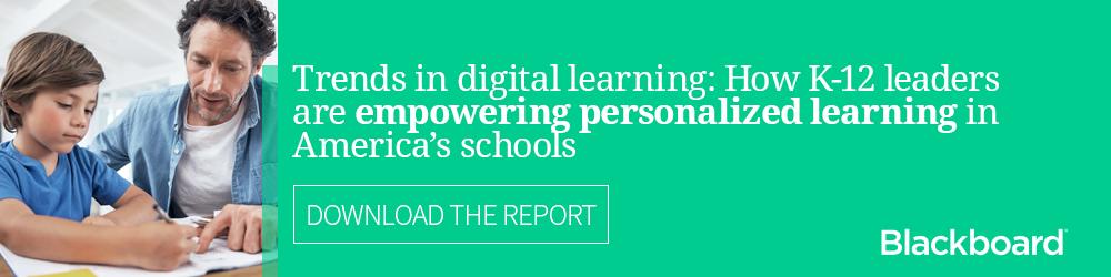 K-12 Digital Trends Report