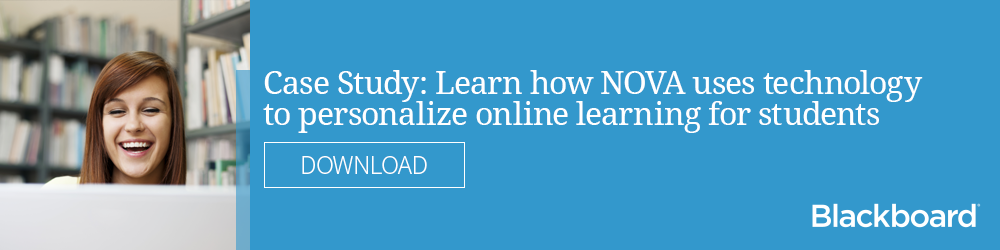 Case Study: Learn how NOVA uses tech to personalize online learning