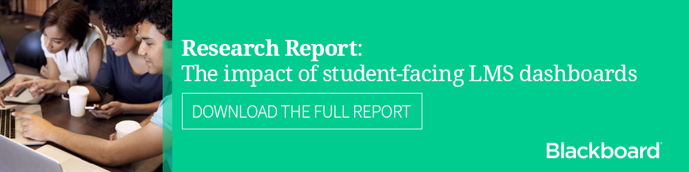 Download the full report: The impact of student-facing dashboards