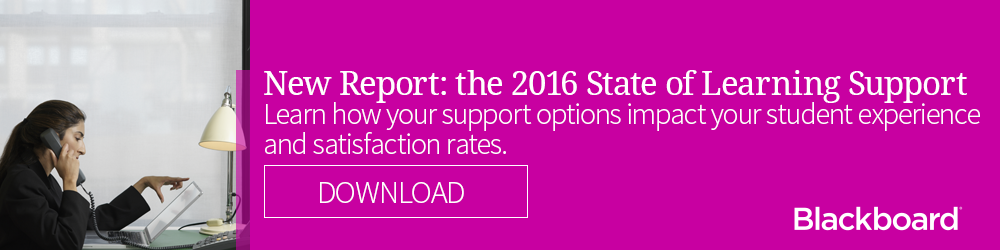New Report: the 2016 State of Learning Support