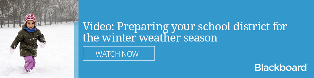 Video: Preparing your school district for the winter weather season