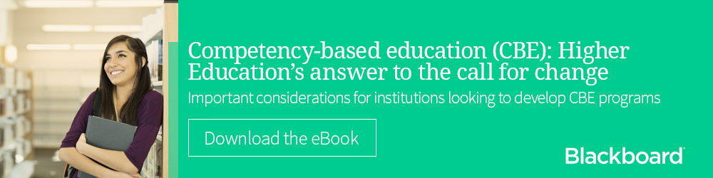 Competency-based education ebook