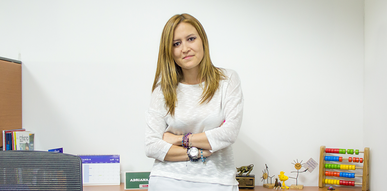 Adriana Cárdenas, Education Area Director, Colombian Stock Exchange