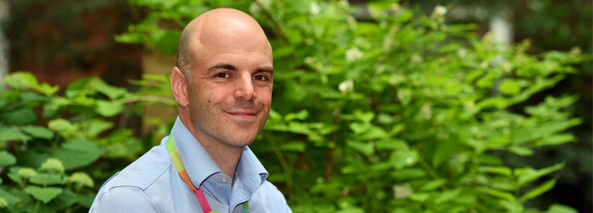 Dr. James Nurse, general pediatric consultant at the University Hospital Southampton NHS Foundation Trust, and head of the Child Health module.