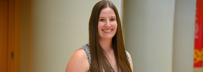 Photo Kristin Bestler is Director of Student Services at Obridge Academy