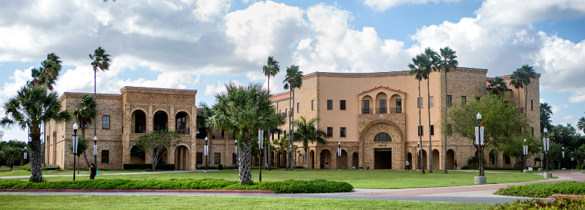 Brownsville Campus. UTRGV Photo by David Pike