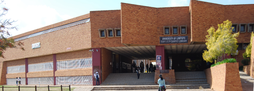 Image of the campus of University of Limpopo