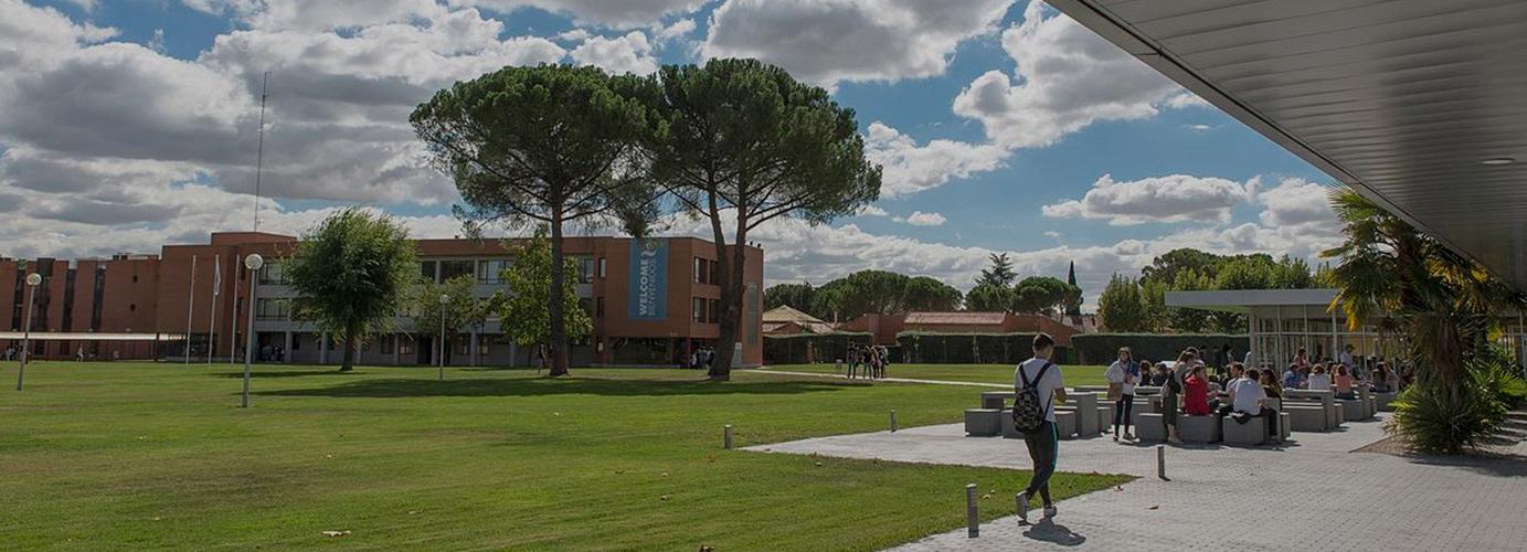 image of the Camilo José Cela campus