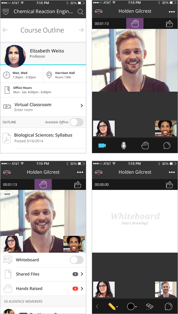 Blackboard Collaborate Mobile