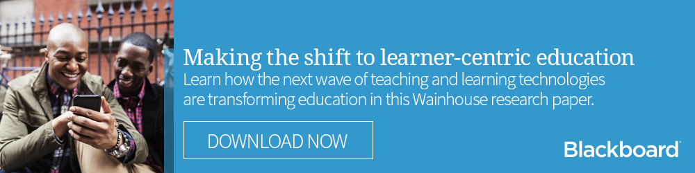 Whitepaper: how technology is transforming teaching and learning